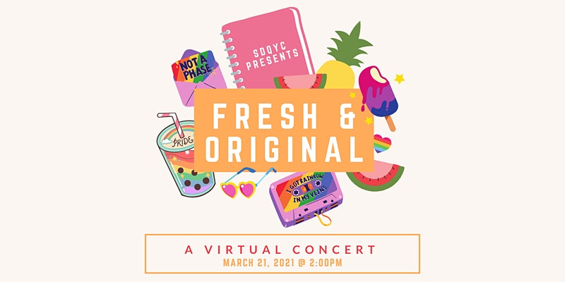 Fresh & Original | A Virtual Concert